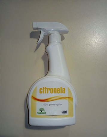 Citronella 500 ml