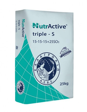 Nutractive TRIPLE-S 15 - 15 - 158